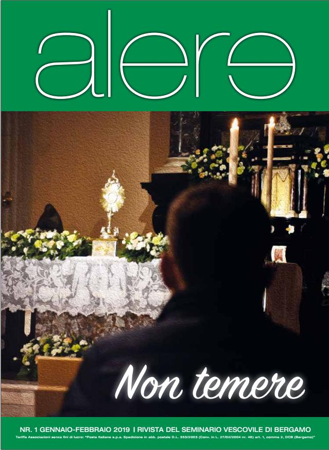 """""""Non temere"""" - Alere 1/2019"""